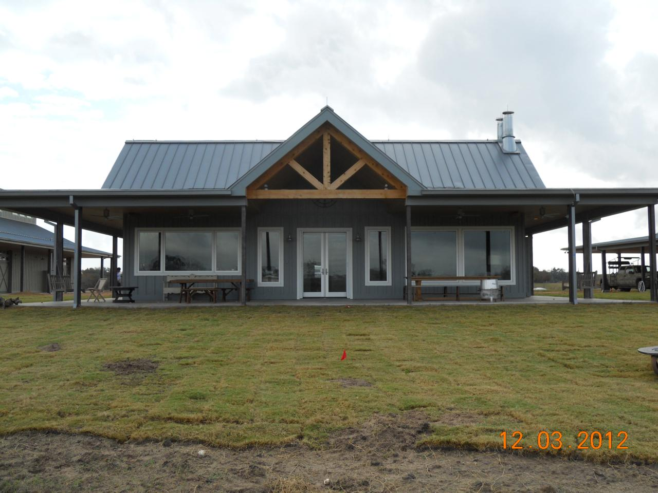 Metal Building Homes Plans Country on country barn home metal buildings kits
